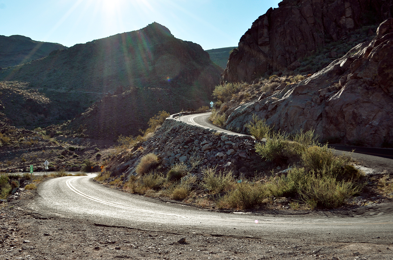 photo - oatman road