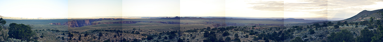 photo - little colorado panorama